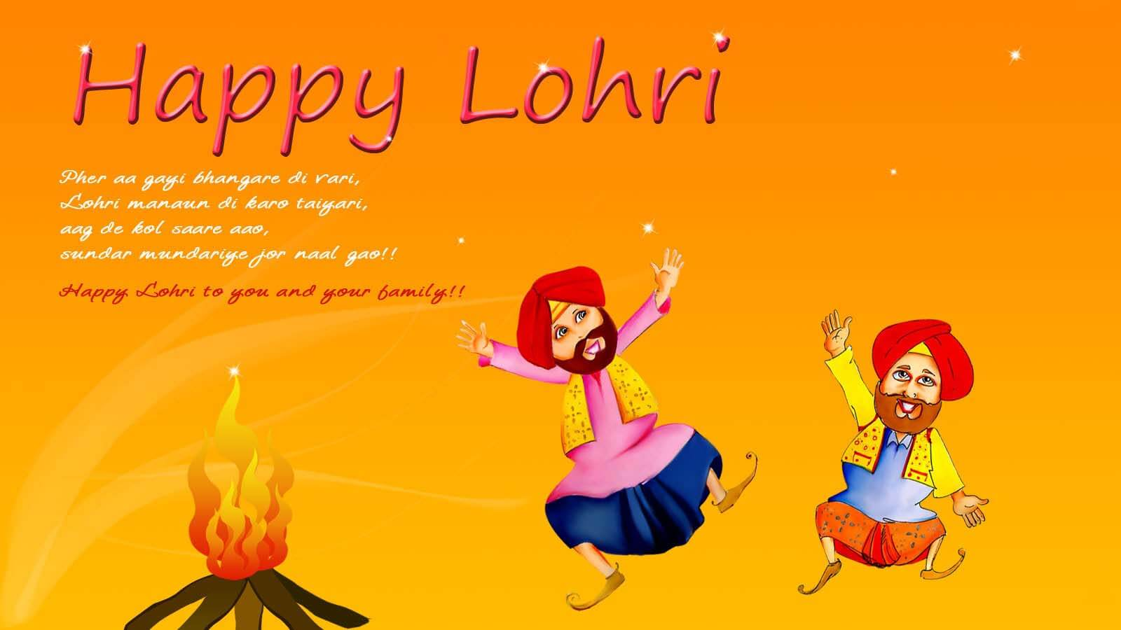 happy lohri images download