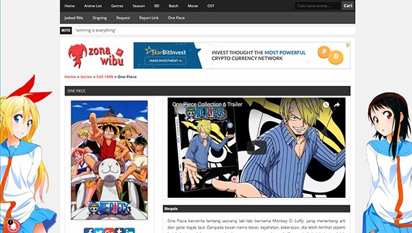 anime indonesia one piece