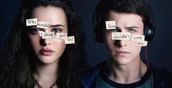 13 reasons why characters