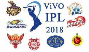 IPL 2018 Teams
