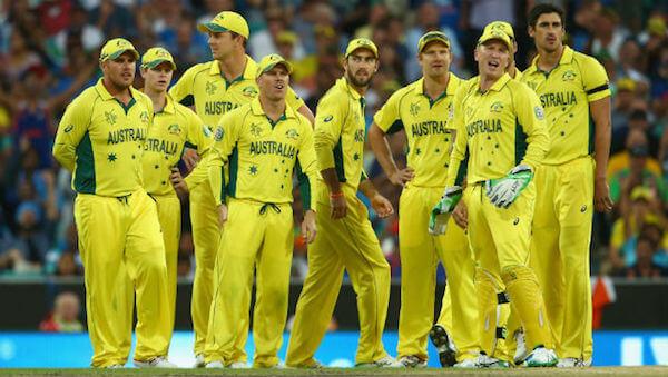australia cricket players