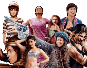 bollywood feminist movies