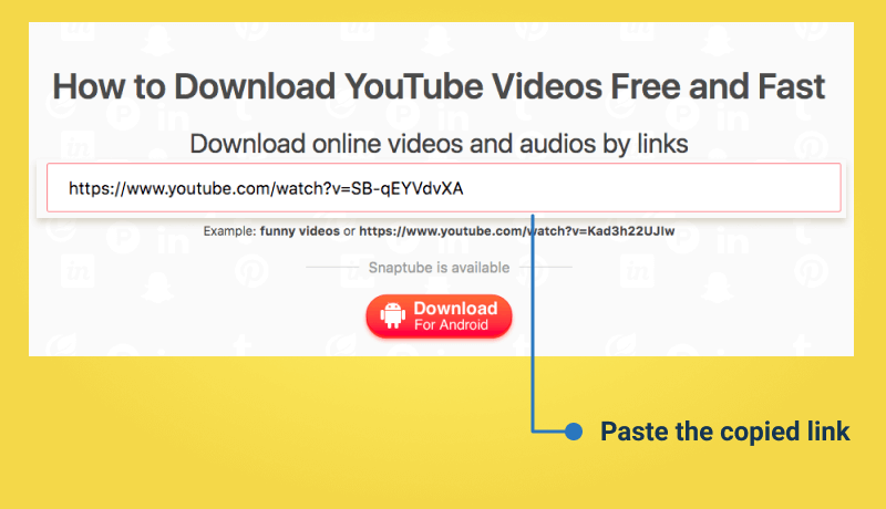 fast youtube downloader free download for android