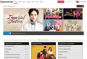 dramafever youtube
