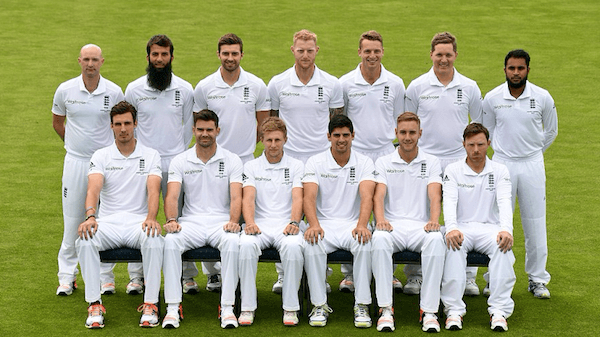 england cricket team roster