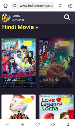 latest Hindi movies to download in HD