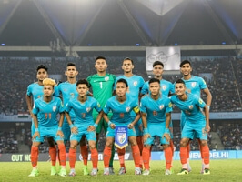 india football match