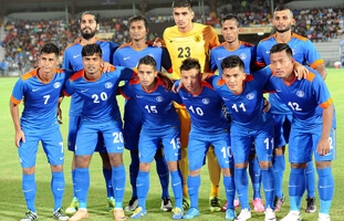 indian football team players