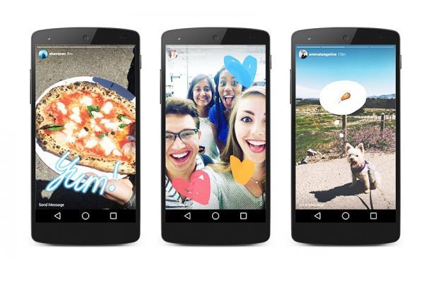 instagram story vs snapchat