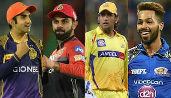 ipl 2017 teams