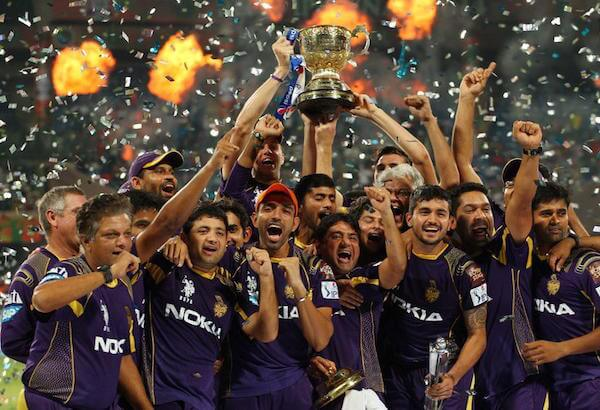 kolkata knight riders 2018