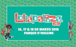 lollapalooza chile 2018