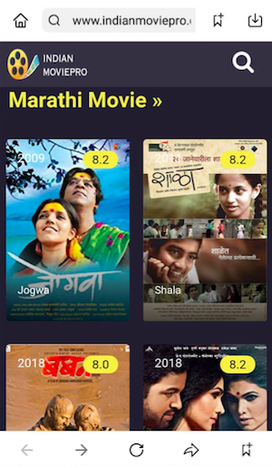 marathi movie download site list