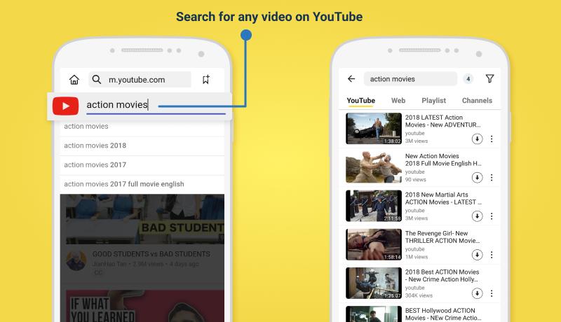काफी यूट्यूब वीडियो डाउनलोड