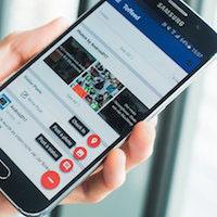 Como salvar vídeos no facebook para a galeria do telefone