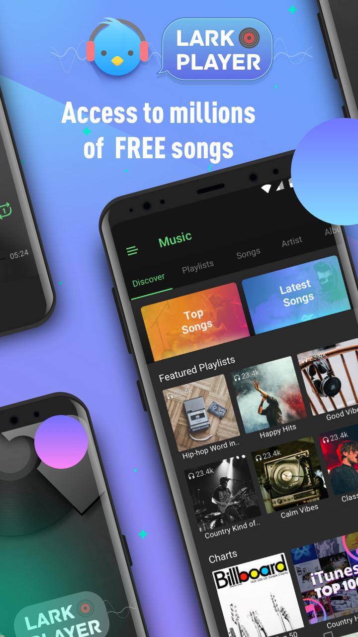 melhor App de vídeo para Android