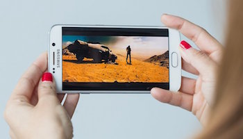 gravador de vídeo para Android