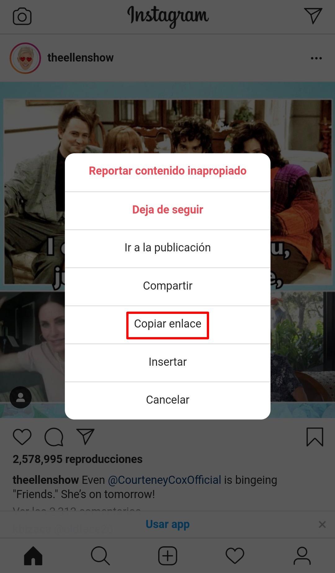 aplicaciones para descargar video de instagram