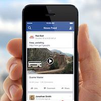 منزل فيديو الفيس بوك الخاص