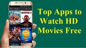 تطبيقات الأفلام