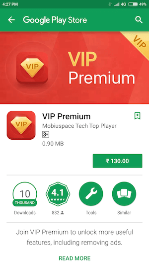 snaptube vip apk download