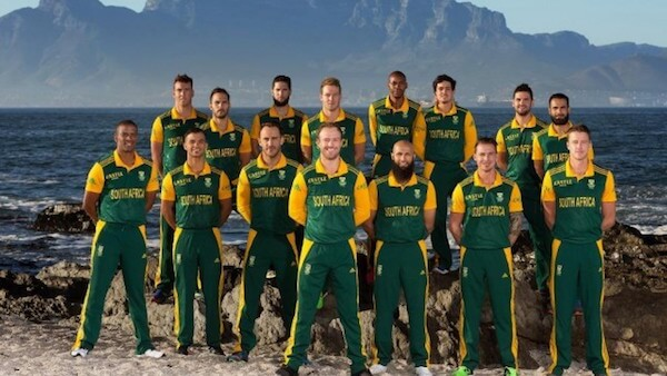 south africa national cricket team roster