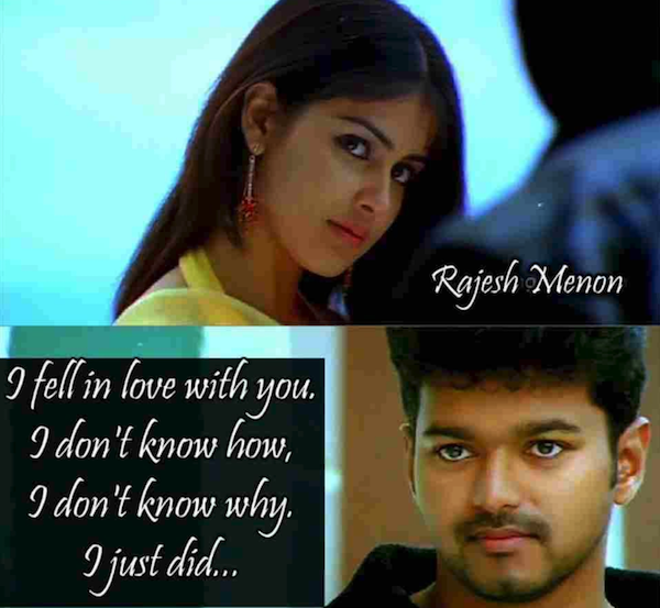 Any images with quotes in tamil for whatsapp dp love