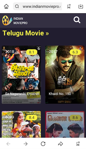 Entertainment Made Easy: A List of Telugu Movies Download Sites